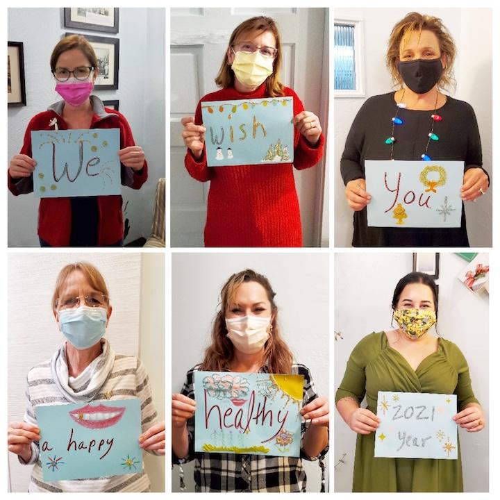 Meet the San Luis Obispo dental team at Dr. Deborah McNeil-Amorteguy, DDS.