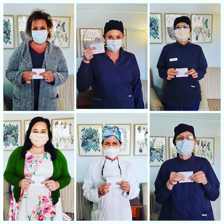 The skilled and compassionate team of San Luis Obispo dentist Dr. Deborah McNeil-Amorteguy, DDS.
